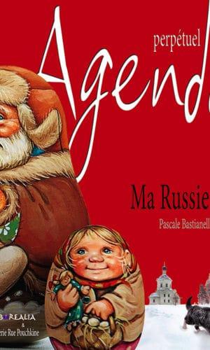 Ma Russie par Pascale Bastianelli