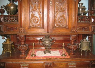 Très anciens samovars - Collection de Sergueî KALINITCHEV