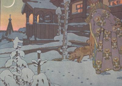 BILIBINE - Le Tsar Saltan