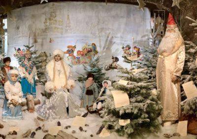 Exposition Au pays de la Petite Fille des Neiges - Kaysersberg - 2016