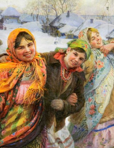 Femmes russes de Fédot SITCHKOV