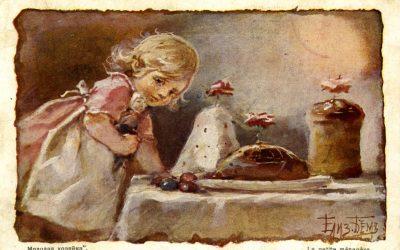 Pâques en Russie