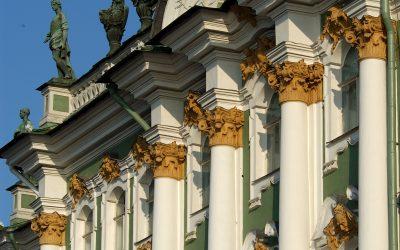 La porcelaine de Saint-Pétersbourg