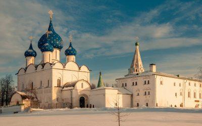 Les églises russes